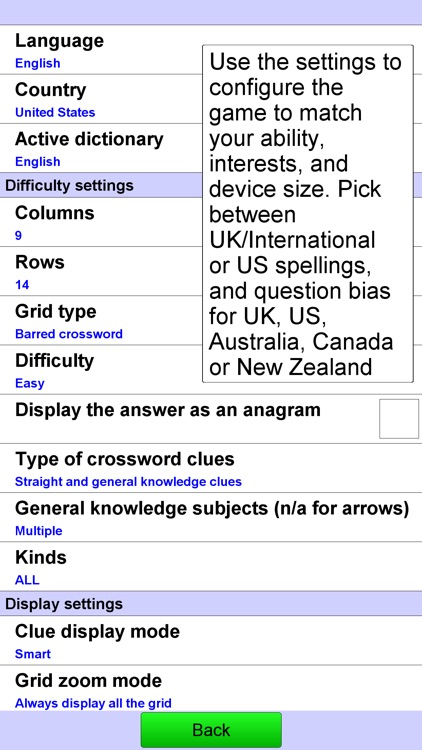 Crossword Unlimited screenshot-5