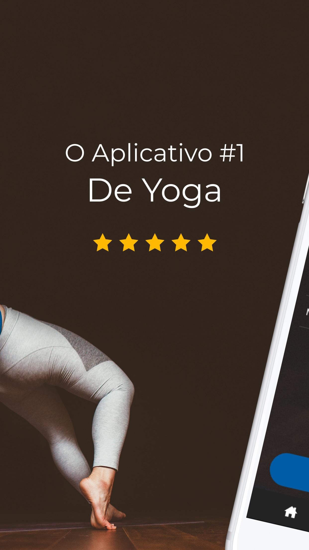 Screenshot do app Yoga | Down Dog