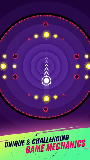Ripple Jump - Spinning Puzzle on the App Store