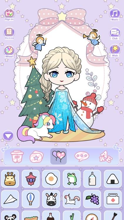 Vlinder Dolls - Dress Up Games screenshot-7
