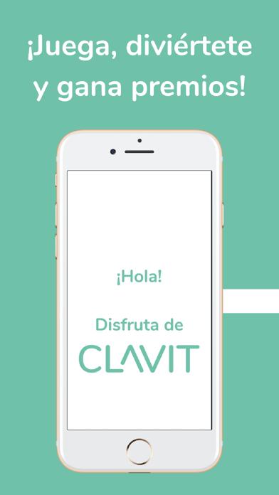 Clavit - ¡Acierta y gana!Captura de pantalla de1