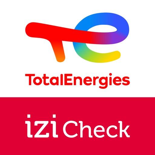 TotalEnergies IZI Check