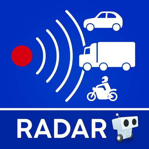 Radarbot: Speed Cameras & GPS
