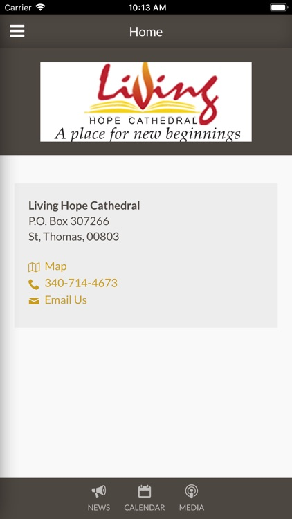 Living Hope Cathedral