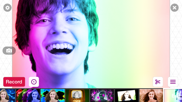 VideoFX Live Screenshot