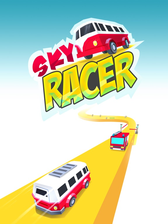 Sky Racer : Endless-ipad-0