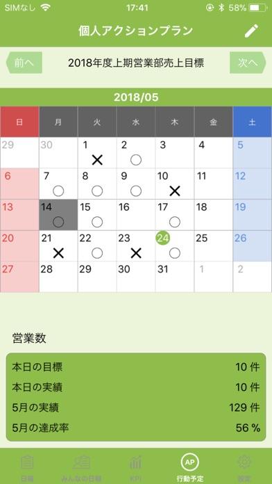 社内の日報共有 DailyReport - FuKuRiのスクリーンショット5