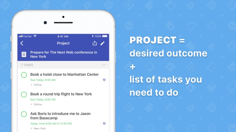 Chaos Control™: GTD To-Do List screenshot-2