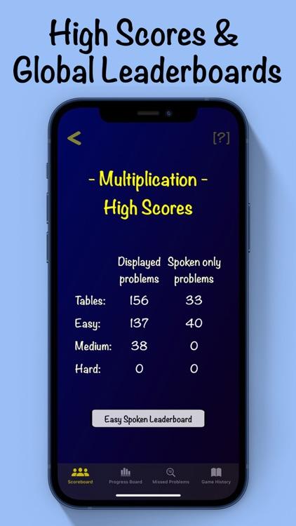 Mental Math Cards Games & Tips screenshot-3