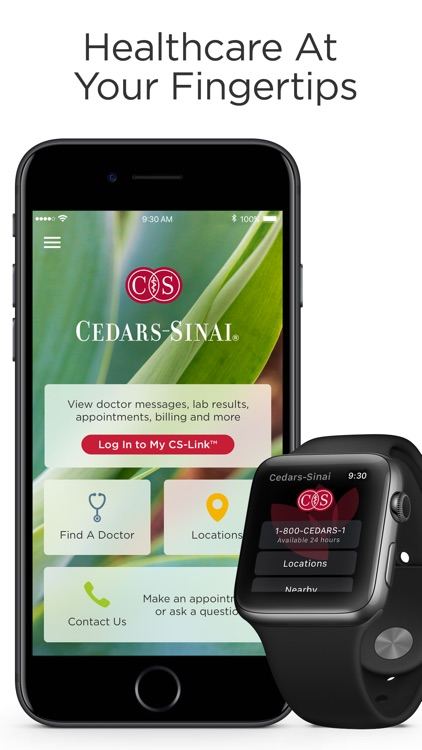Cedars-Sinai screenshot-4