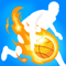 App Icon for Dribble Hoops App in United States IOS App Store