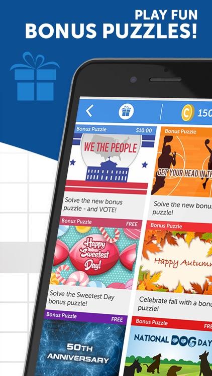 Crosswords With Friends screenshot-4
