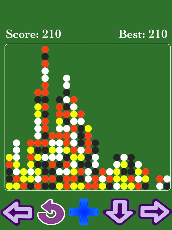 Balls 4 in a Row Game screenshot 10