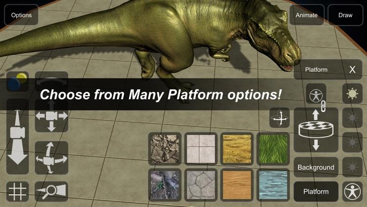 T-Rex Mannequin screenshot-5