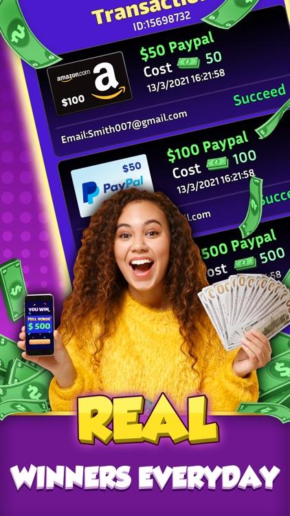 Bingo For Cash - Real Money screenshot-9