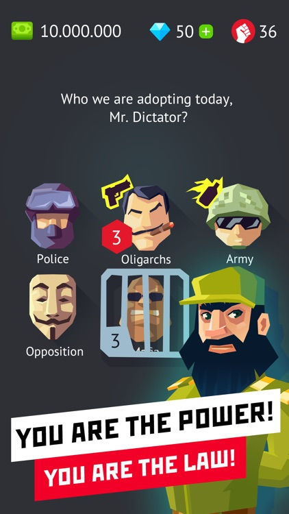 Dictator - Rule the World screenshot-0