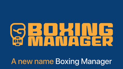 Boxing Manager iPhone app afbeelding 2