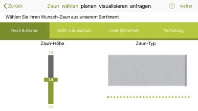 Zaunteam ZaunplanerScreenshot von 2