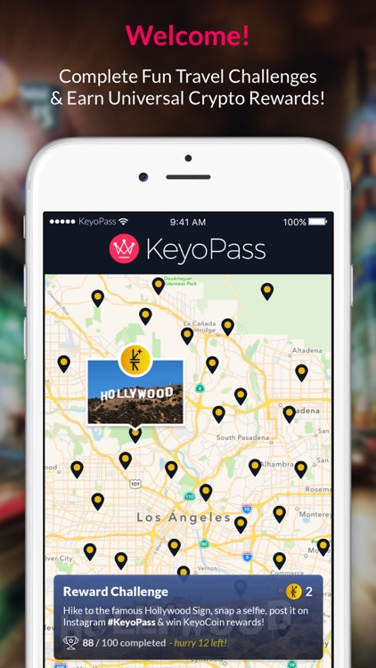 KeyoPass Your Crypto Concierge