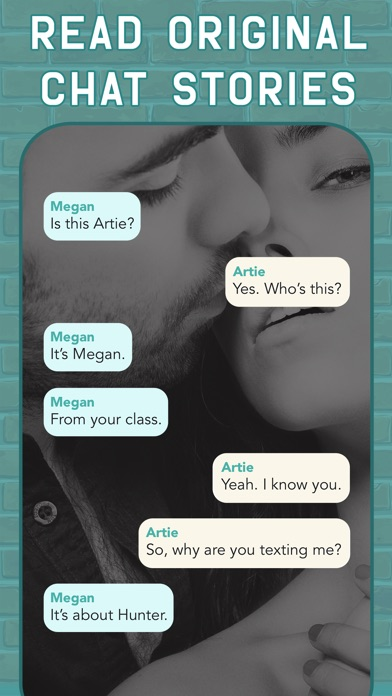 TEXTY: Chat Stories Text Story screenshot 1