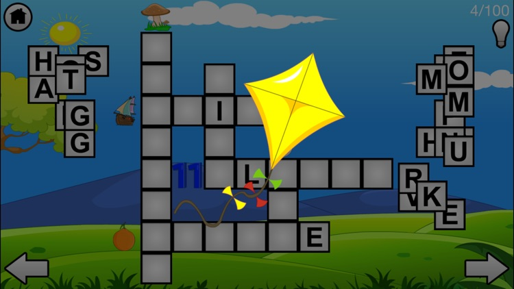 Crossword Puzzle Game For Kids screenshot-3