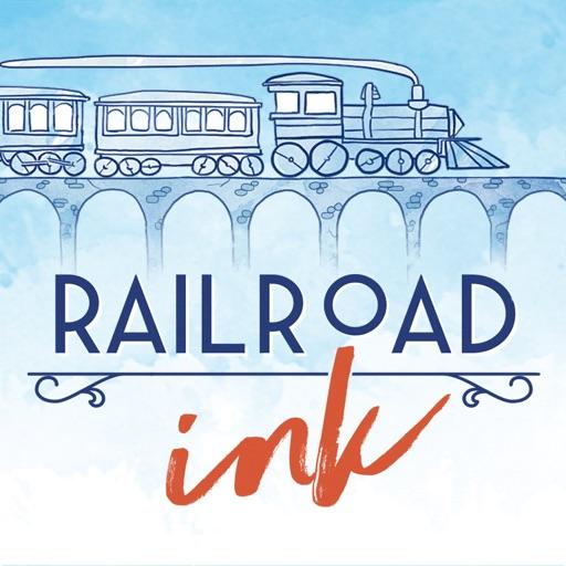 Railroad Ink Challenge icon