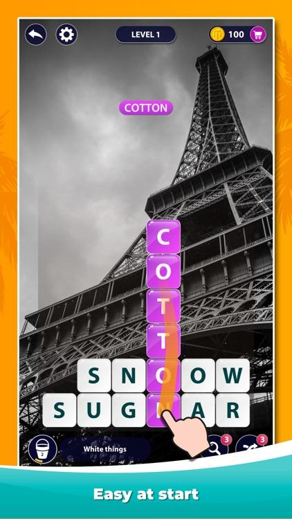 Word Surf - Word Game screenshot-0