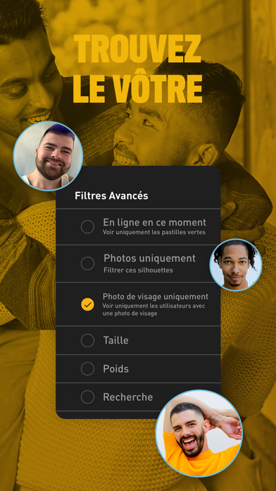 Grindr - Chat gay