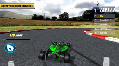 Fast Formula New Modern Car screenshot three