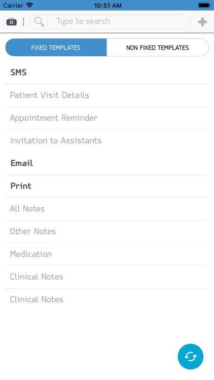 Dr.Pad: Patient Medical Record screenshot-9