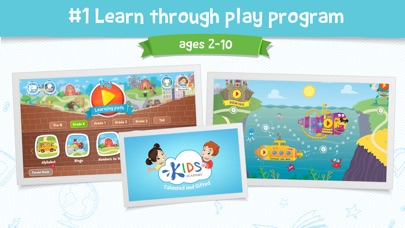 Kids Academy Talented & Gifted for Windows