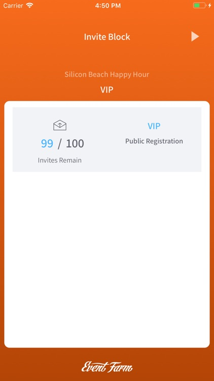 Listed by Event Farm screenshot-4