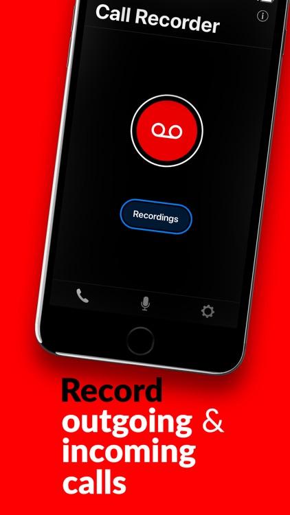 Call Recorder App: RecMyCalls screenshot-3