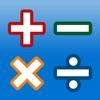 Icône : AB Math, jeux enfants
