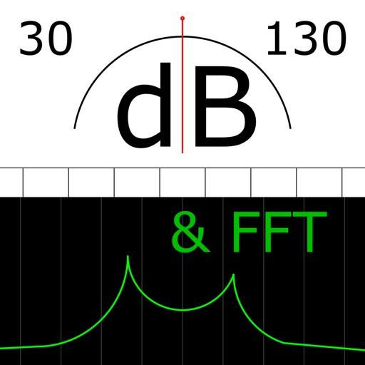 SPLnFFT Noise Meter