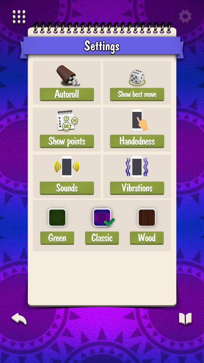 Yatzy Multiplayer - Dice Game Screenshot
