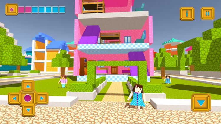 Doll House Construction 3D