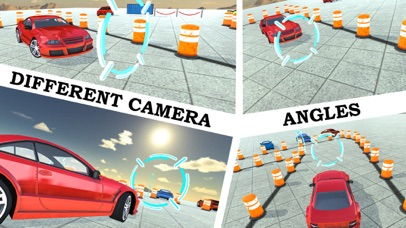 Drive & Educate Parking Game-4