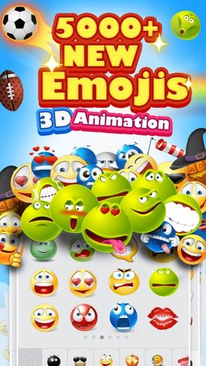 5000+ Emoji on the App Store