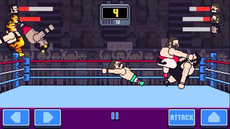 Rowdy Wrestling screenshot-0