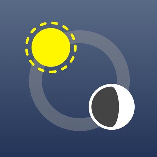 Sundial Solar & Lunar Time