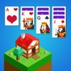 Age of solitaire — City Building Card game