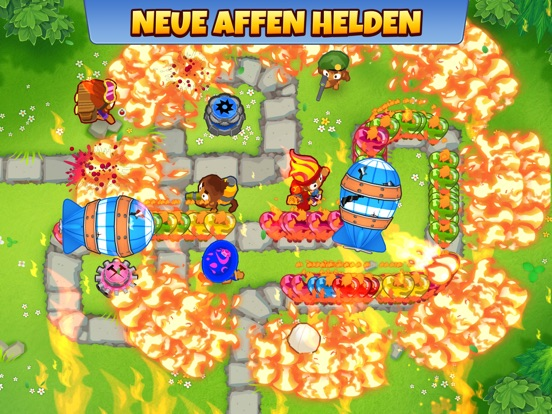 Screenshot 1 Bloons TD 6