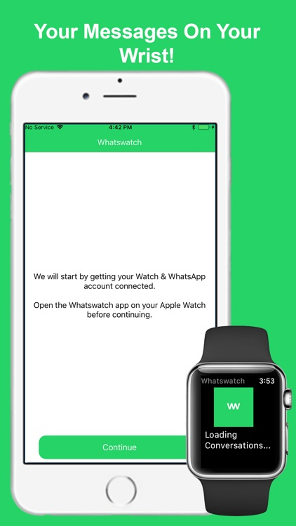 Whatswatch: Watch for WhatsApp screenshot-4
