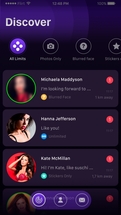 Hookup Dating App: Flirt Chatのおすすめ画像4