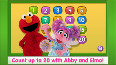 Elmo Loves 123s screenshot1