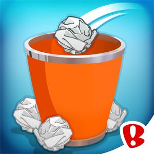 Paper Toss - Games app