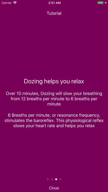 Dozing