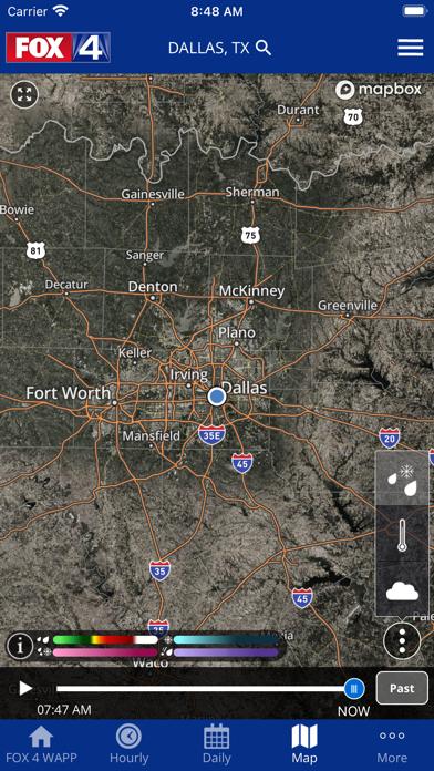 FOX 4 Dallas-FTW: Weatherのおすすめ画像3
