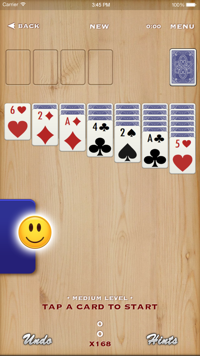 Card ▻ Games Screenshot